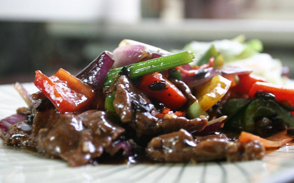 Si Chiu Beef